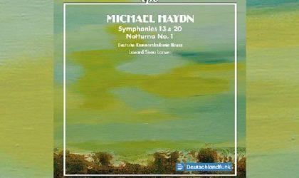 Michael Haydn – Symphonien Nr. 13 & 20