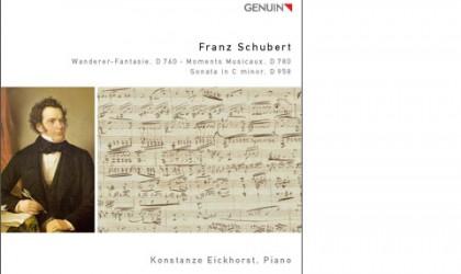 Konstanze Eickhorst mit Schubert