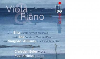 Tertis comperationis oder: ein Leben für Viola – Christian Euler spielt eine britische Hommage