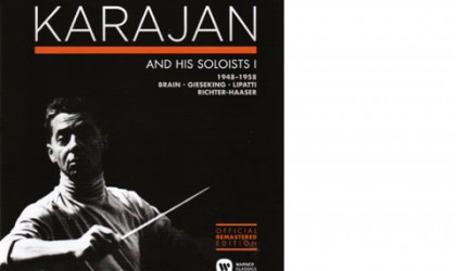 Karajan and his soloists I