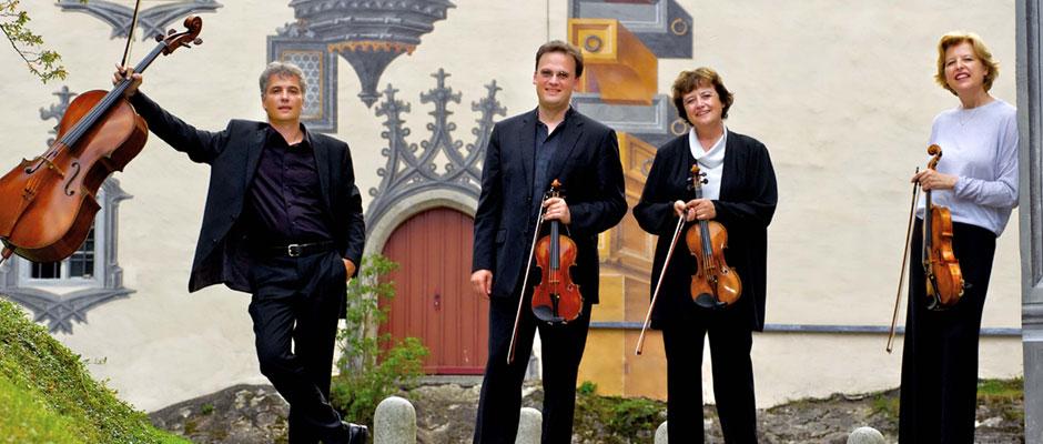 Das Verdi Quartett