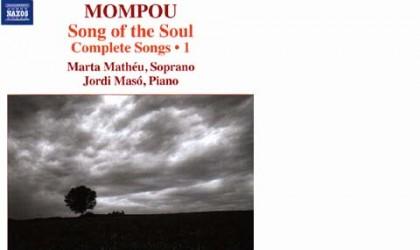 Frederic Mompou: Lieder I