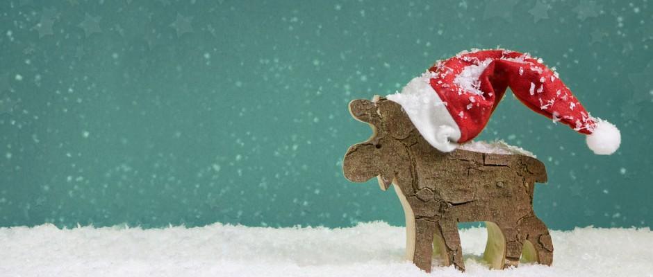 Ein frohes Weihnachtsfest!!