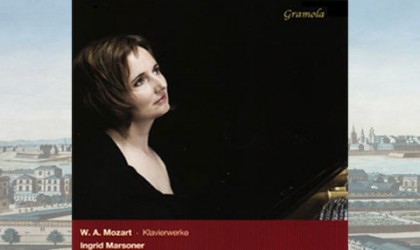 Ingrid Marsoner spielt Mozart