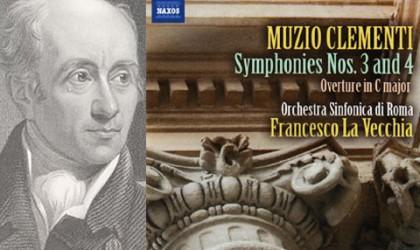 Muzio Clementi: Vier Symphonien