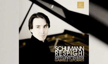 Gabriele Leporatti mit Respighi und Schumann