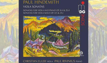 Paul Hindemith – Christian Euler & Paul Rivinius