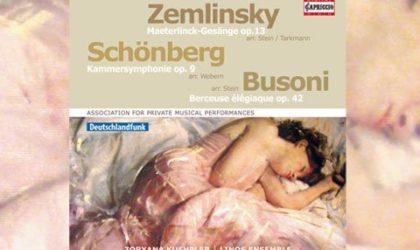 Abschluss der Serie: Das Linos Ensemble & der Verein für musikalische Privataufführungen