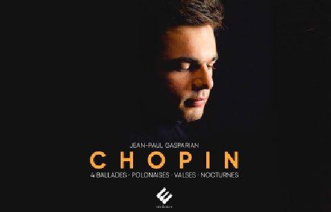 Jean-Paul Gasparian trifft Frédéric Chopin