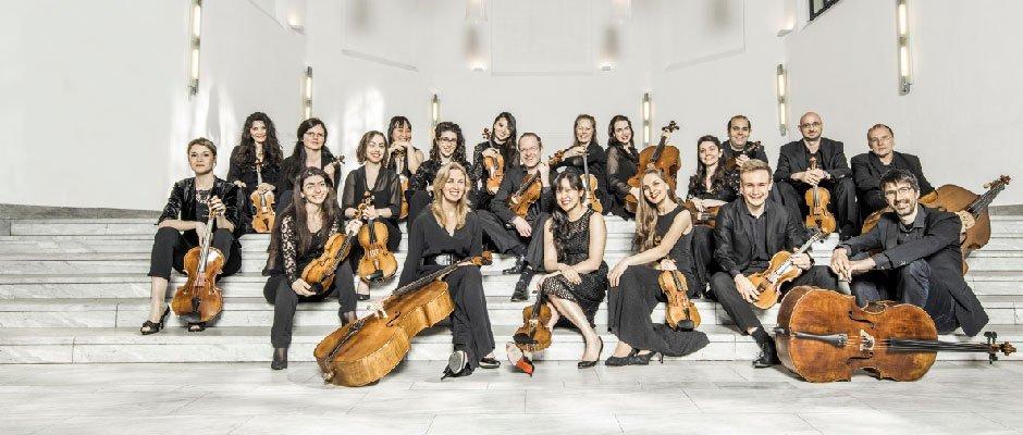 Die Deutsche Kammerakademie Neuss spielt Gossec