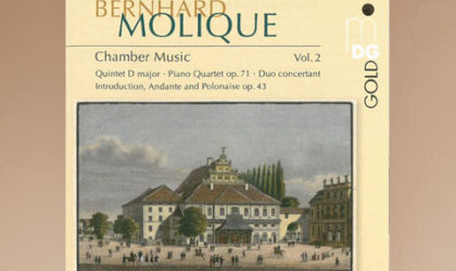 Musik von Molique: ein feines Mosaik