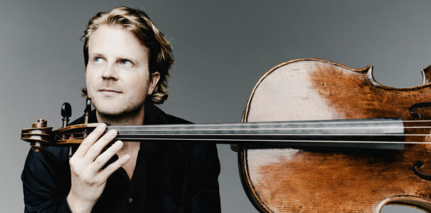 Julian Steckel, Foto M. Borggreve