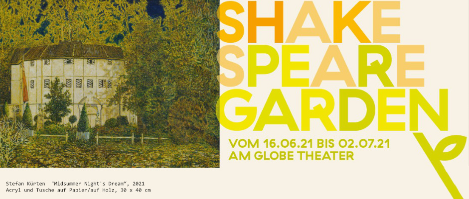 Shakespeare Garden: Der Kartenvorverkauf beginnt am 10. Juni 2021